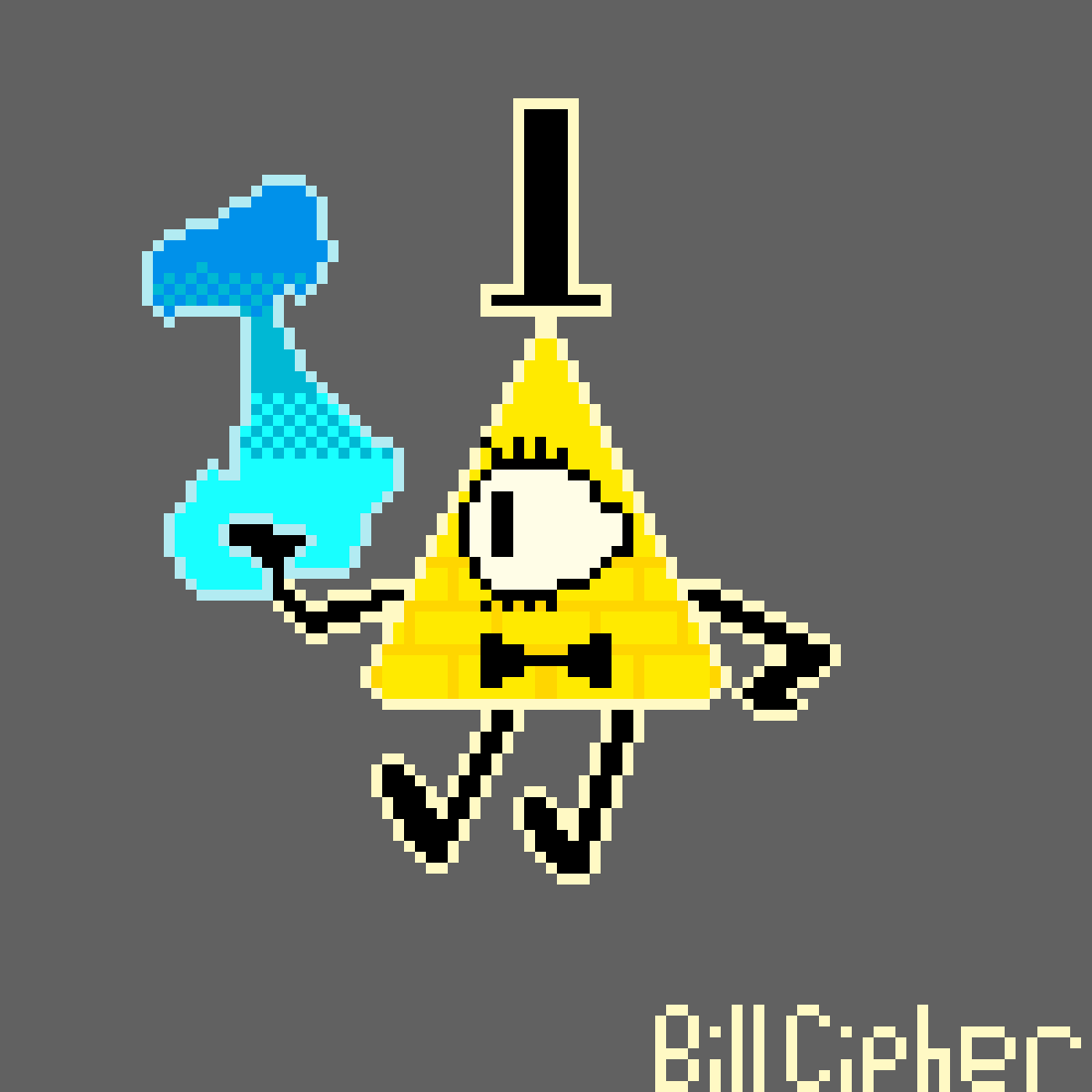 Bill Cipher Gravity Falls