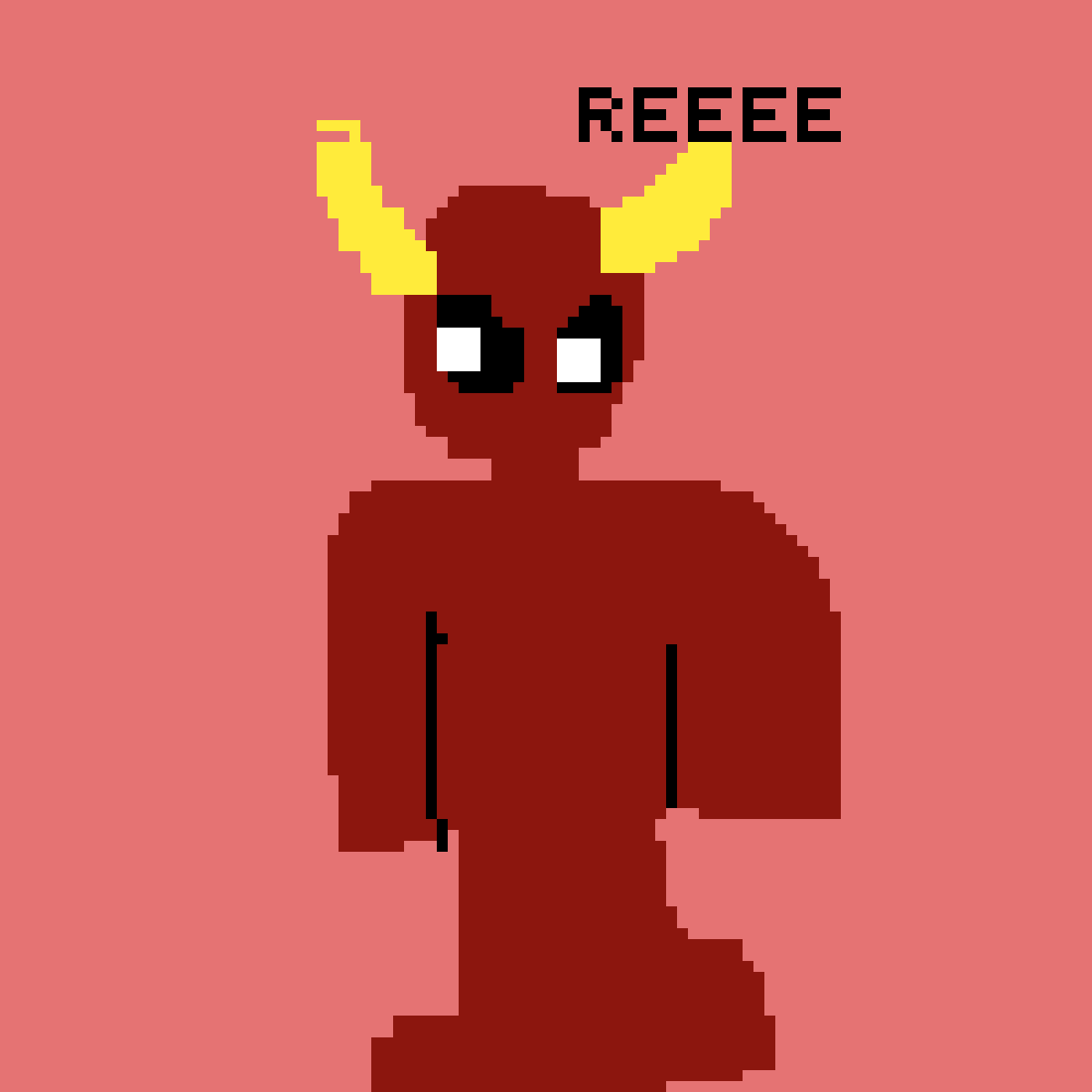 demon boi by Ninjabutter