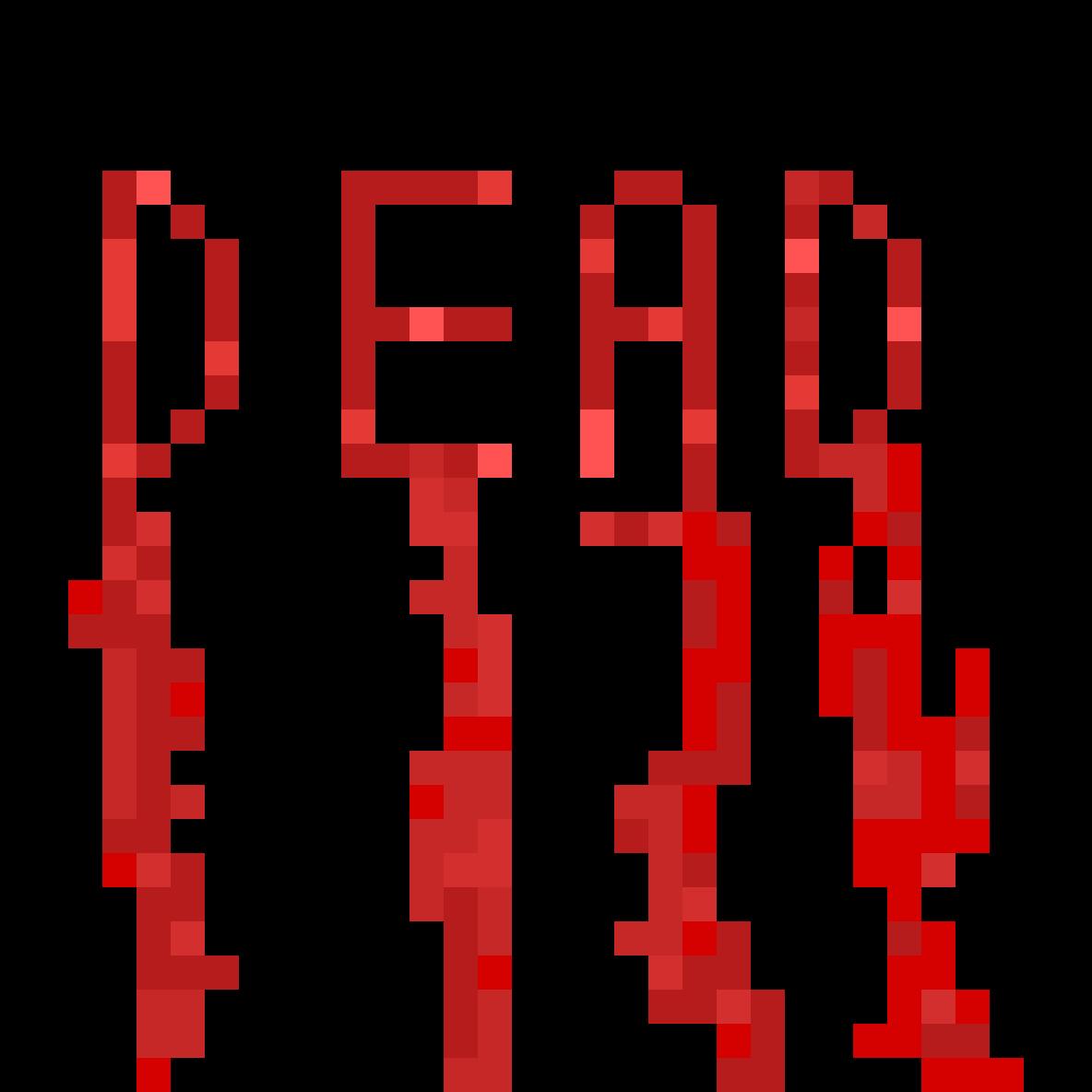 DEAD by Xert