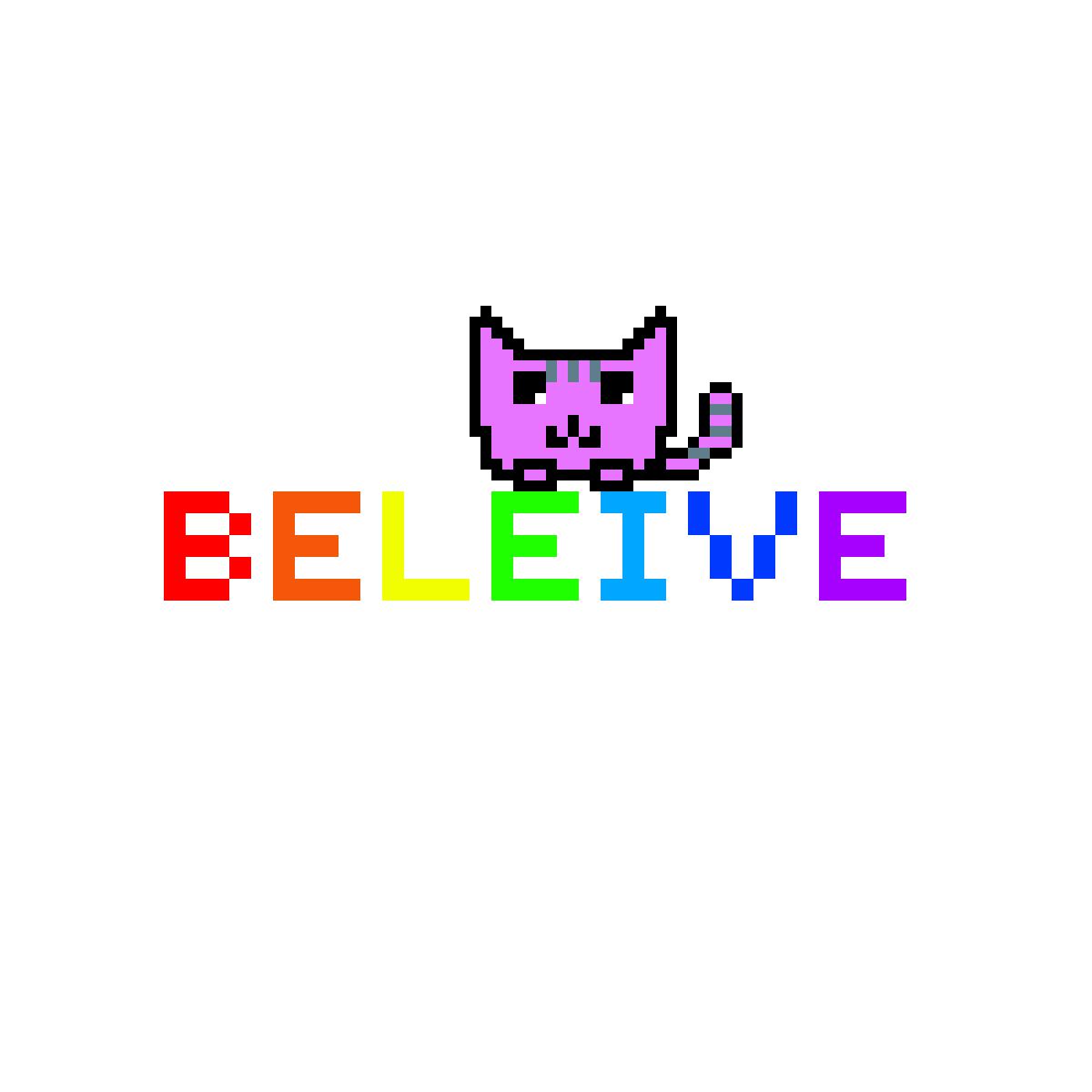 Believe  by LovekittensH
