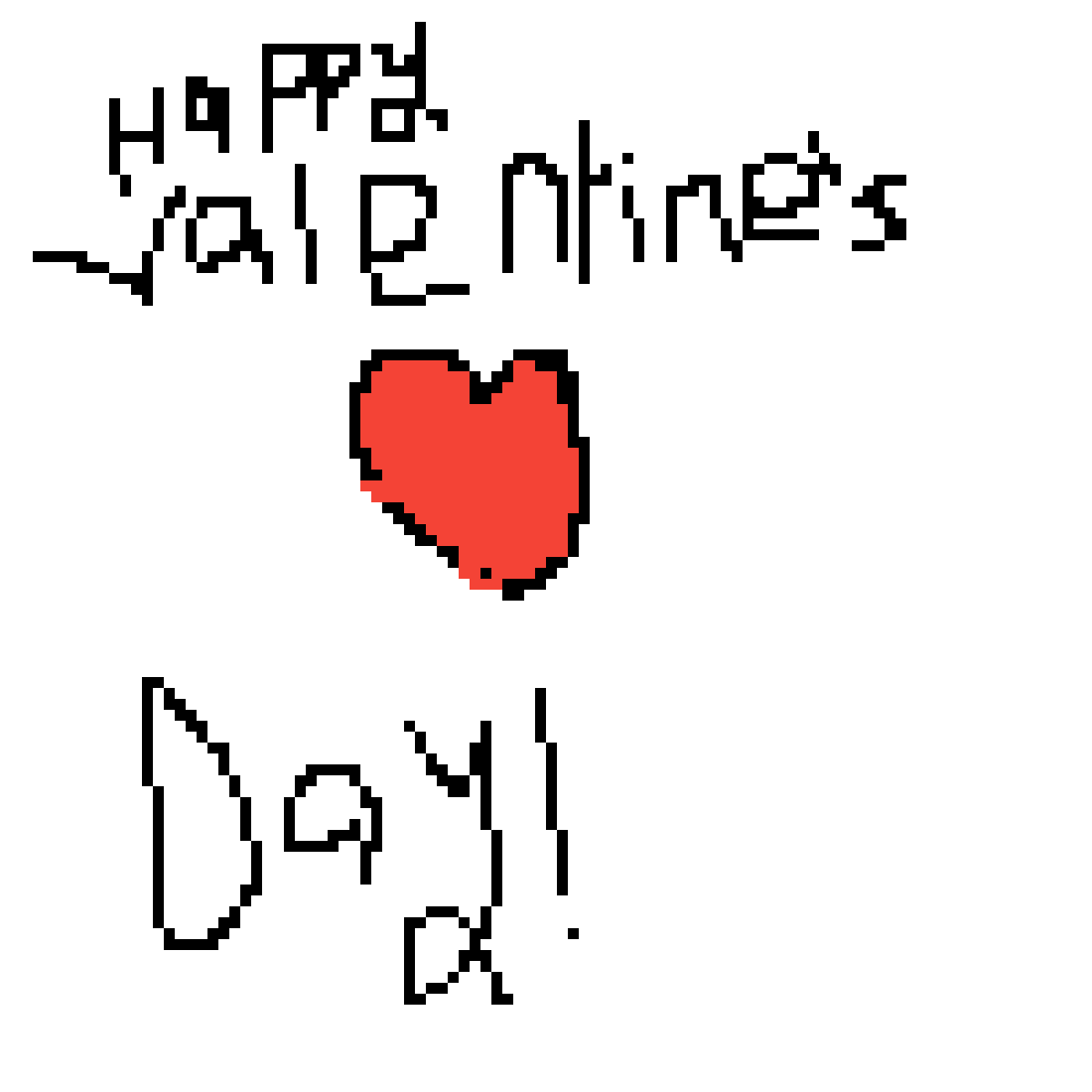 Happy Valentine's Day Everyone! by Jax101