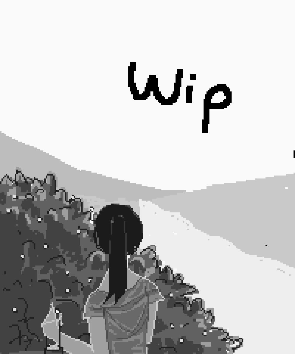 wip by kawli