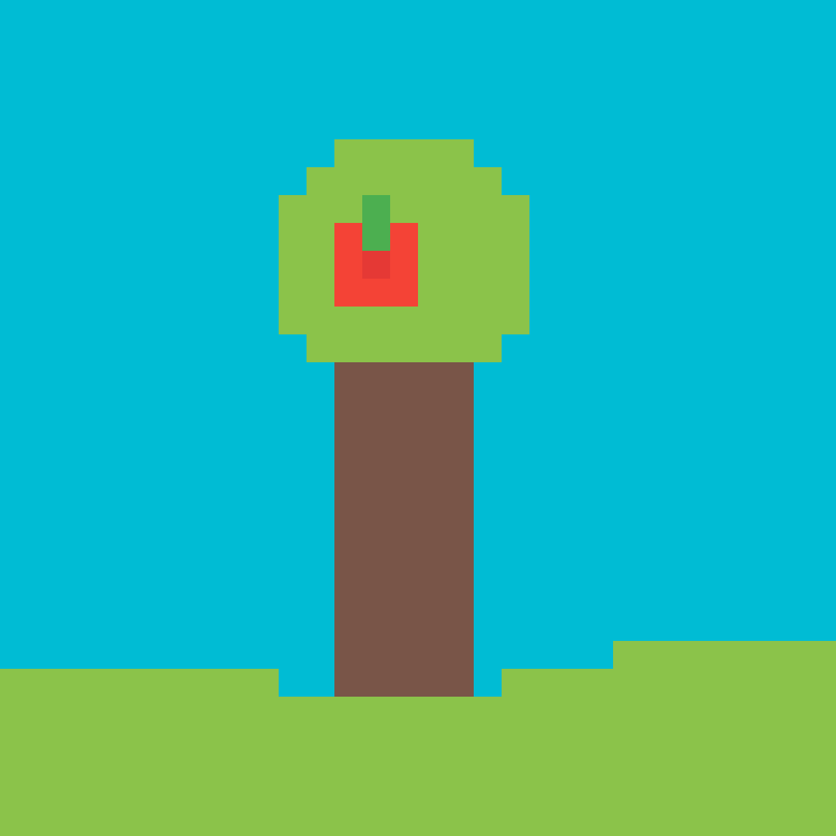 30x30 Tree by Gilbertson