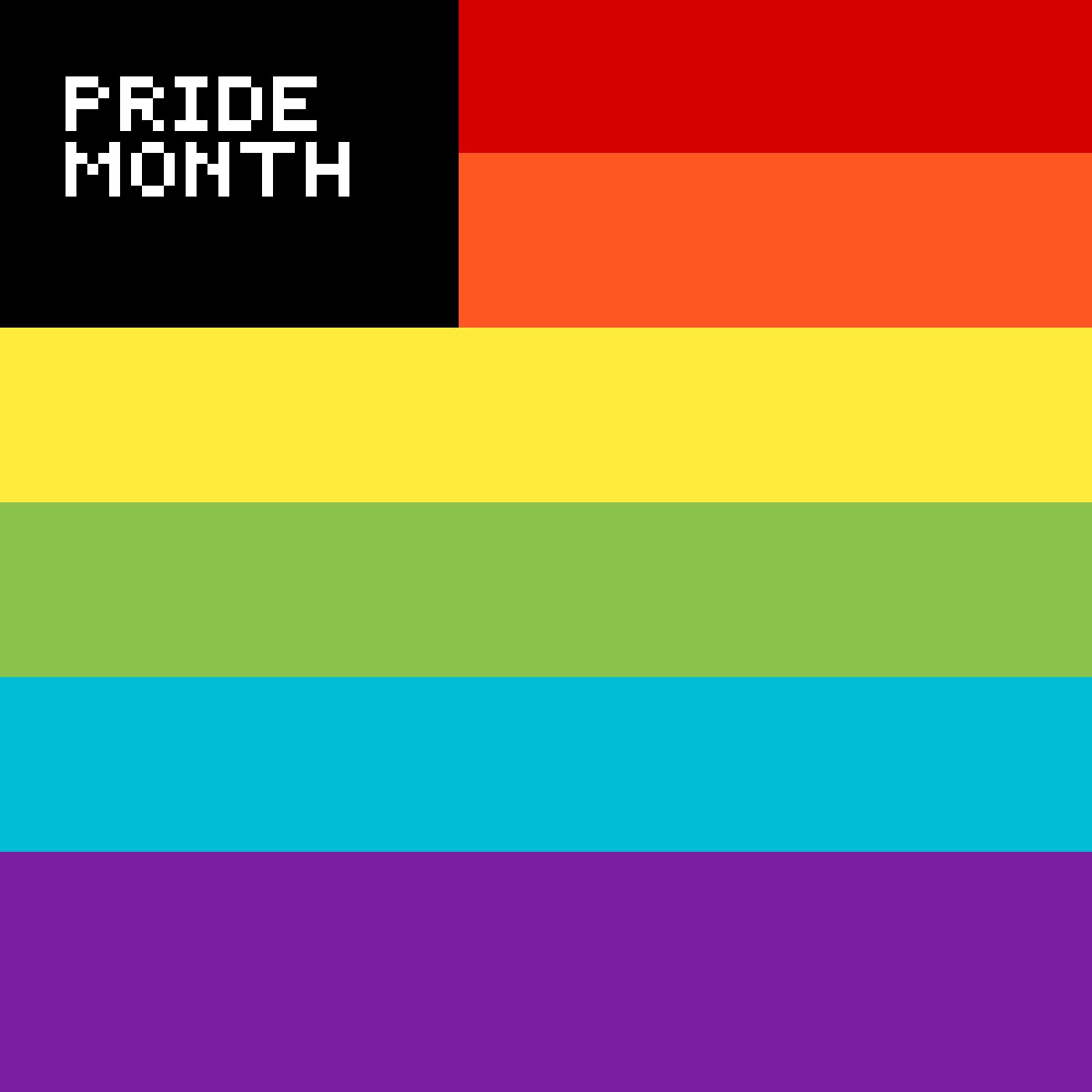 Pride month by BunCutie24