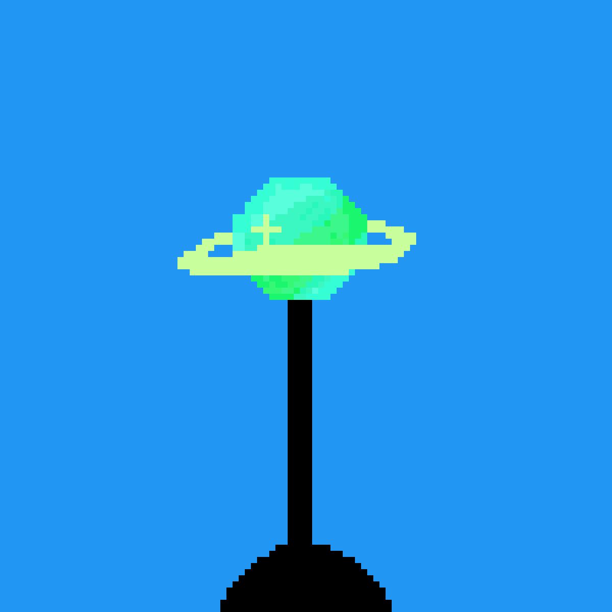 Plant lamp by Jrayke