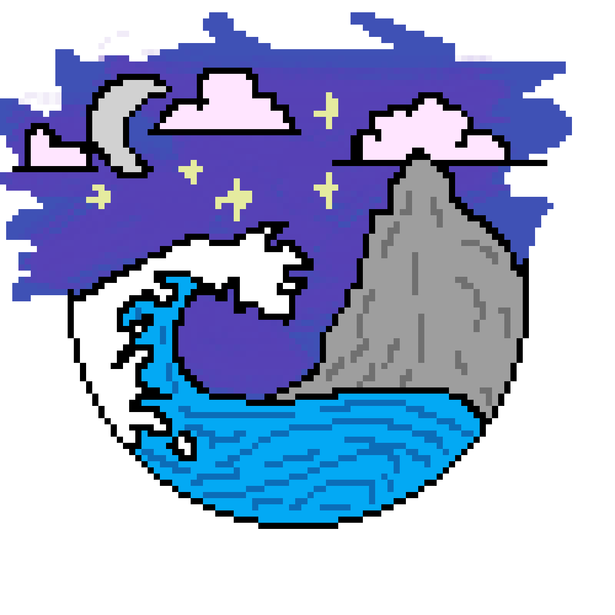 Ocean by DatPerson