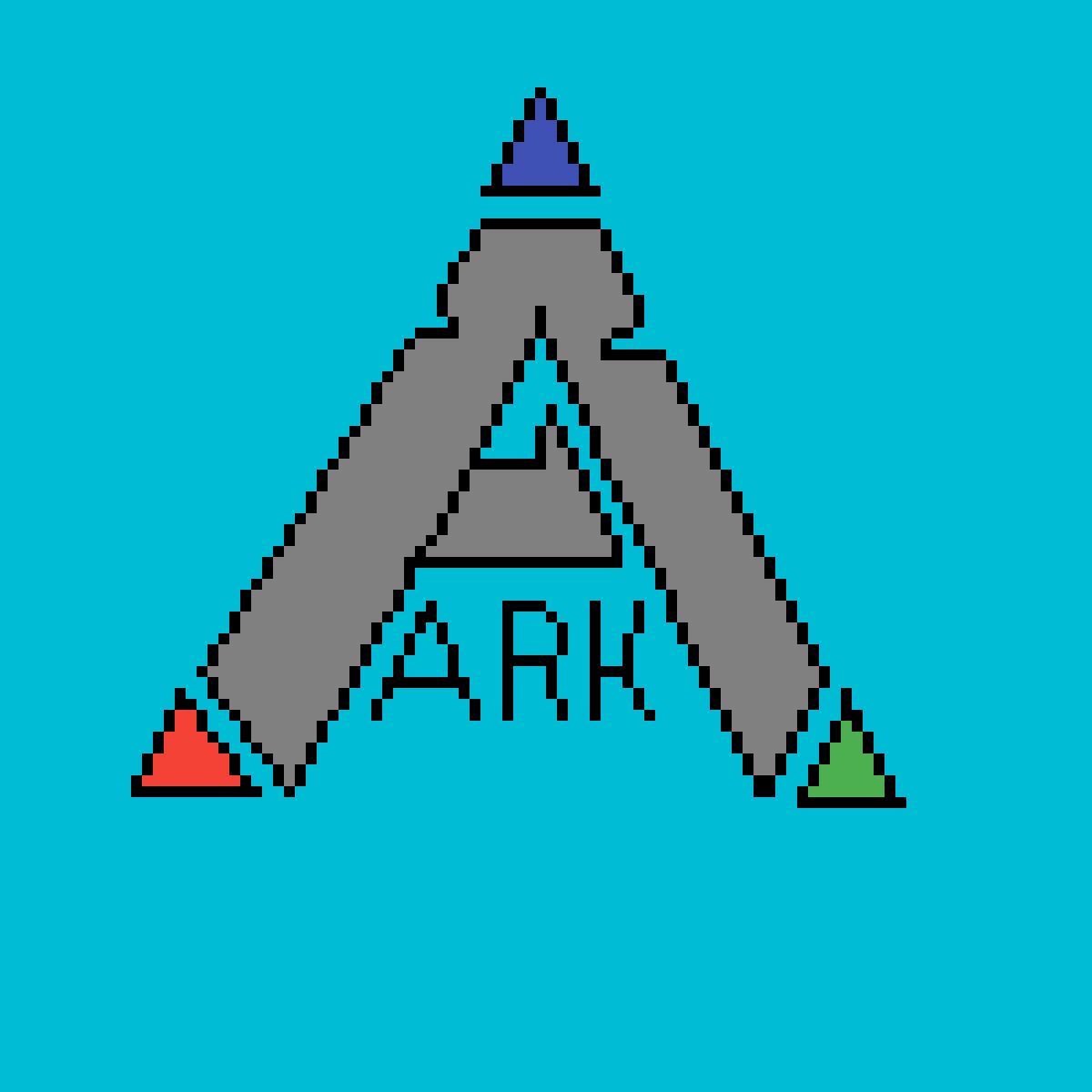 ARK Emblem by coodude101