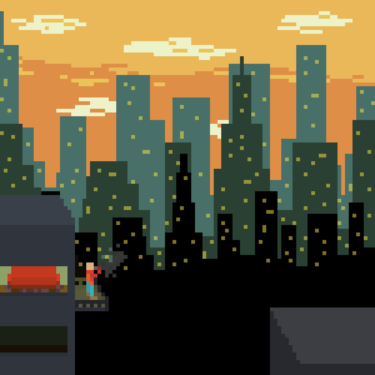Skyline by TakedownBard
