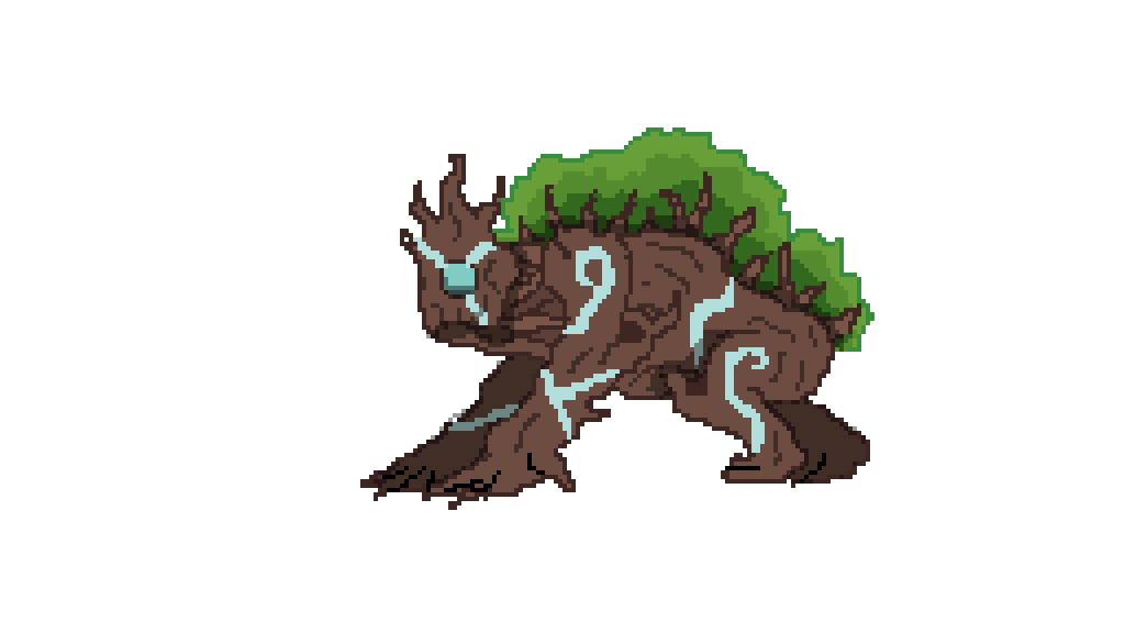 Pixilart Tree Monster By Darklord123 We have wide range of cartoons and anime that you can watch in hd and high quality for free. pixilart tree monster by darklord123