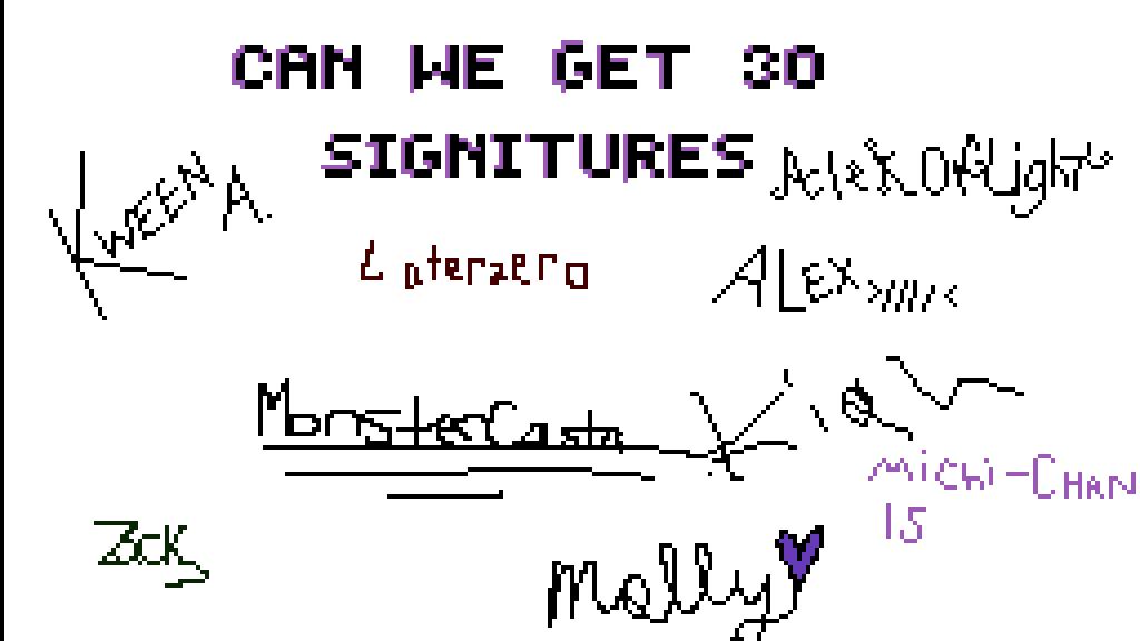 Signiture by AlexOfLight