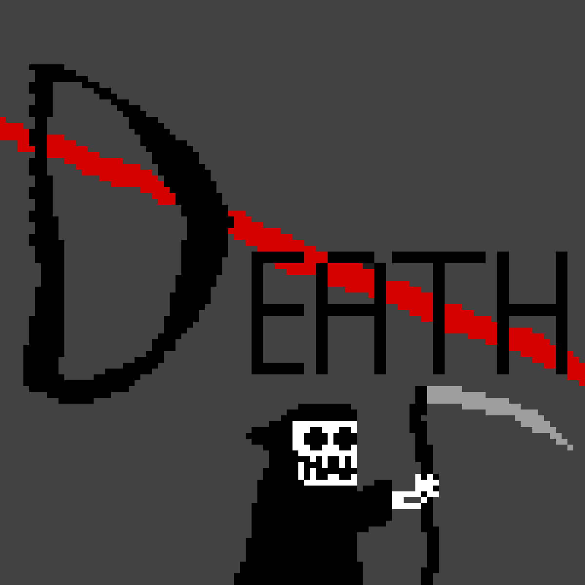 Death Has Arrived