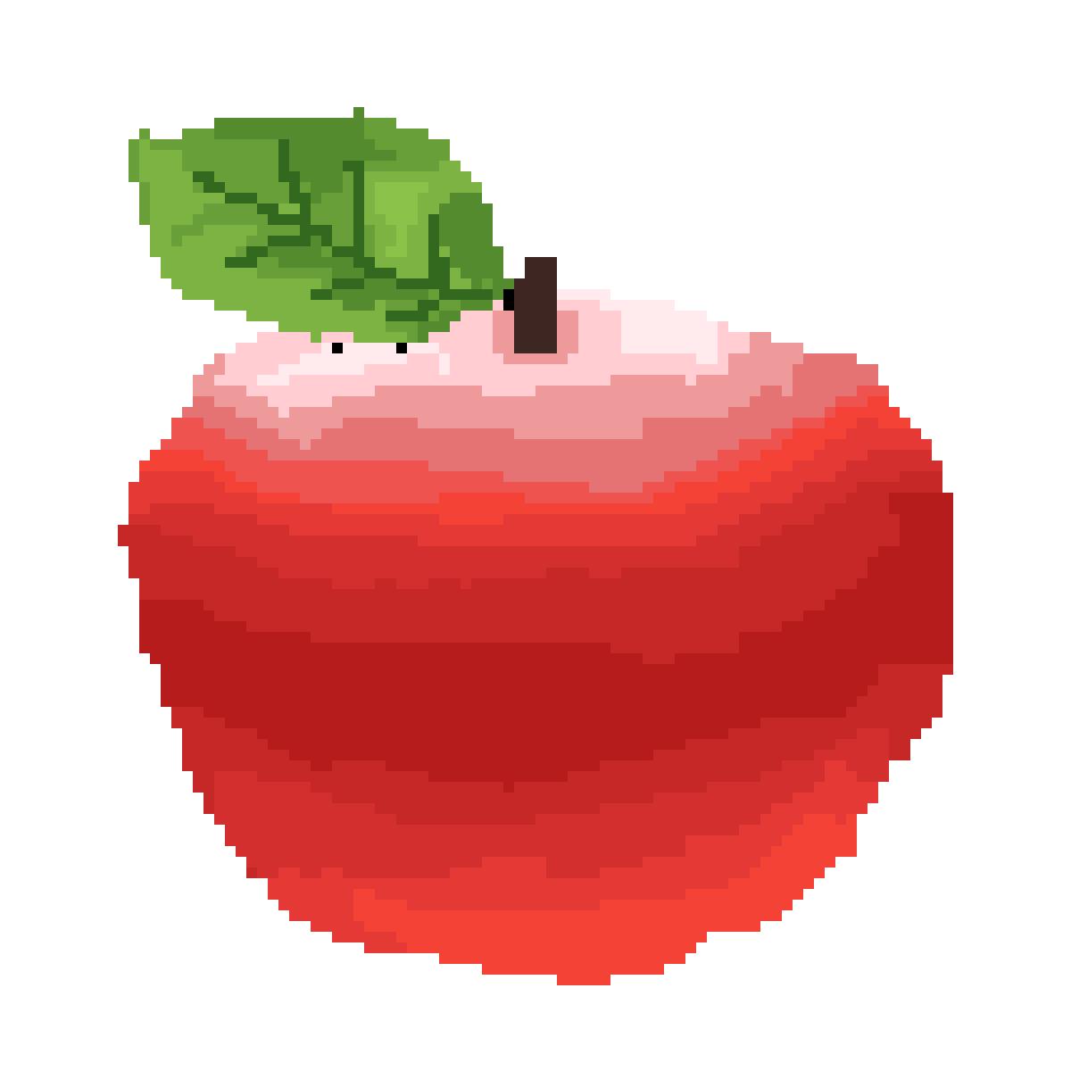 Apple by scorpiio