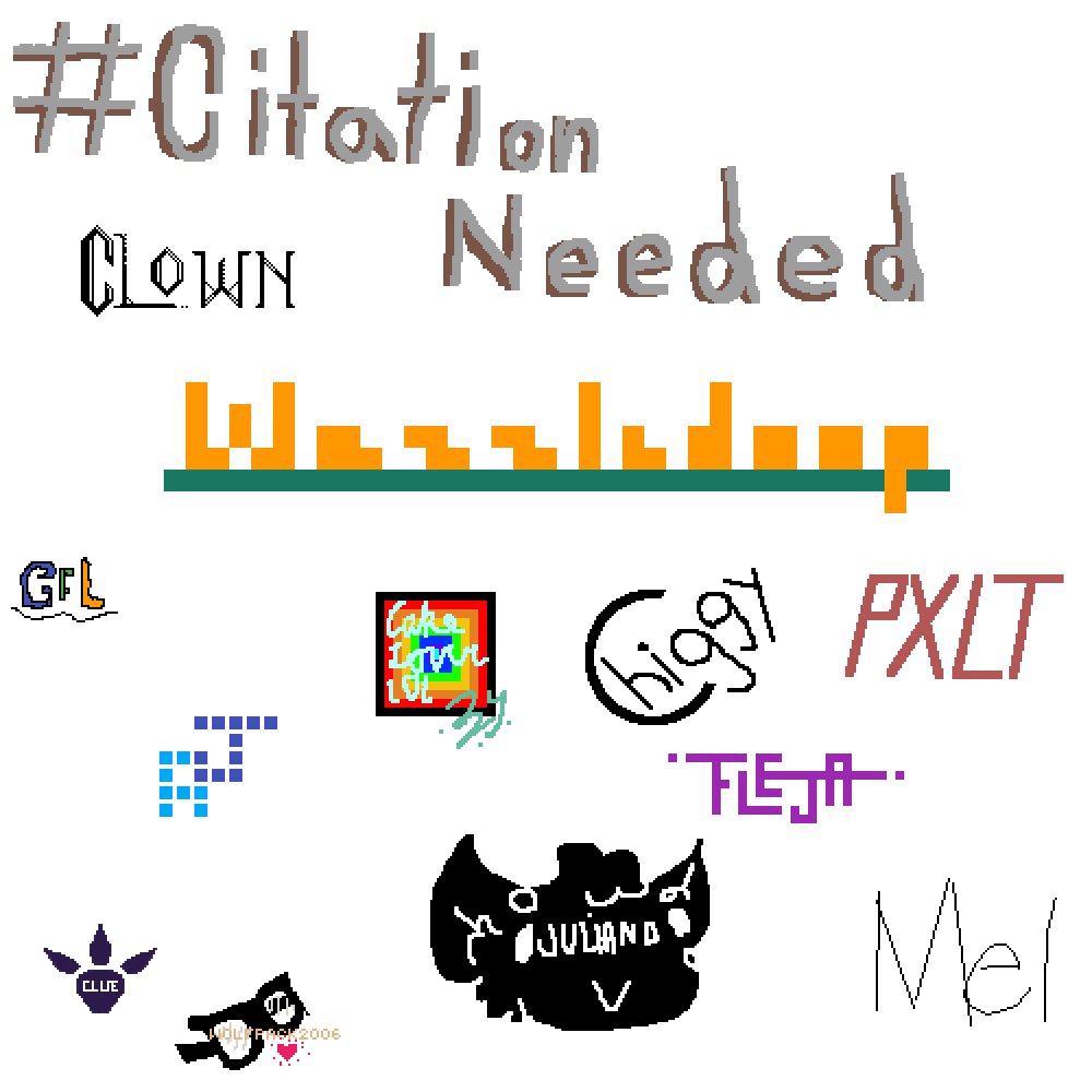 Credit To Citation!!!  by pixelation