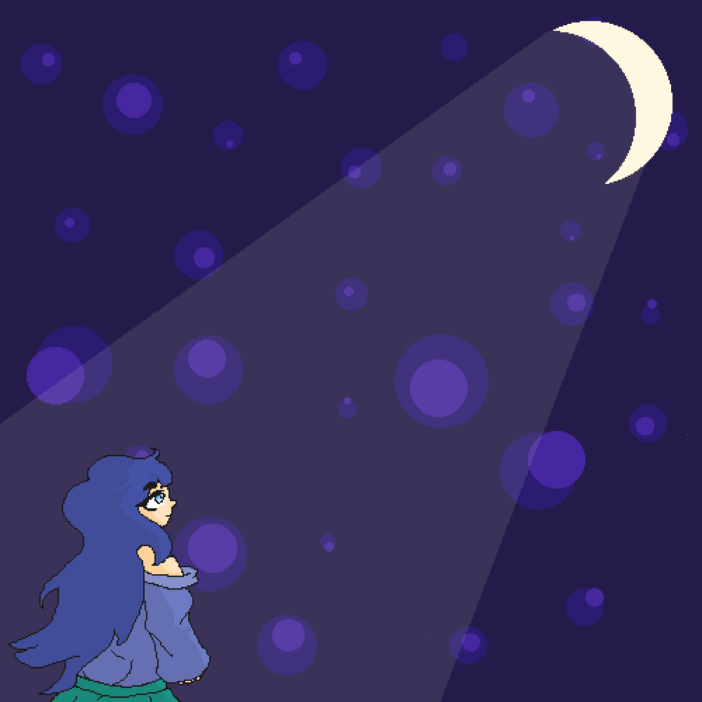"""""""Born of the Moon"""" Remake (Request)"""