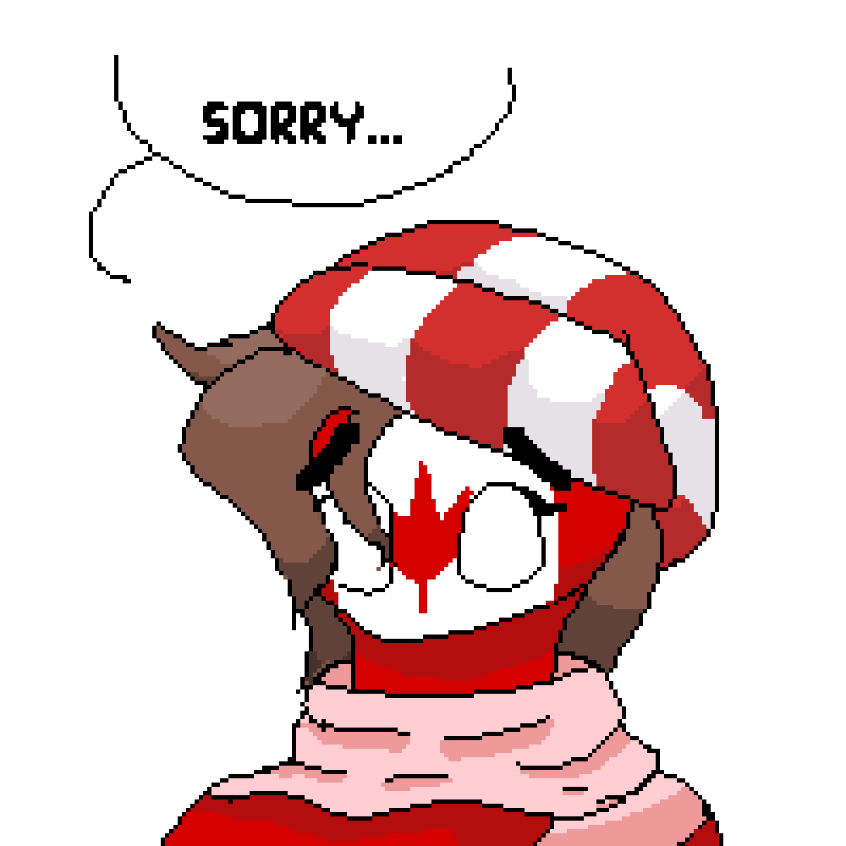 A better Canada then my previous one by Sagie-Pie