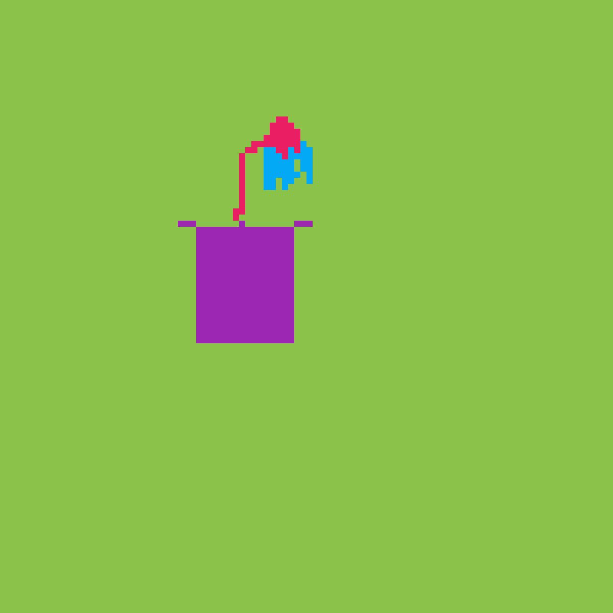 Sad Flower  by chloemeadow