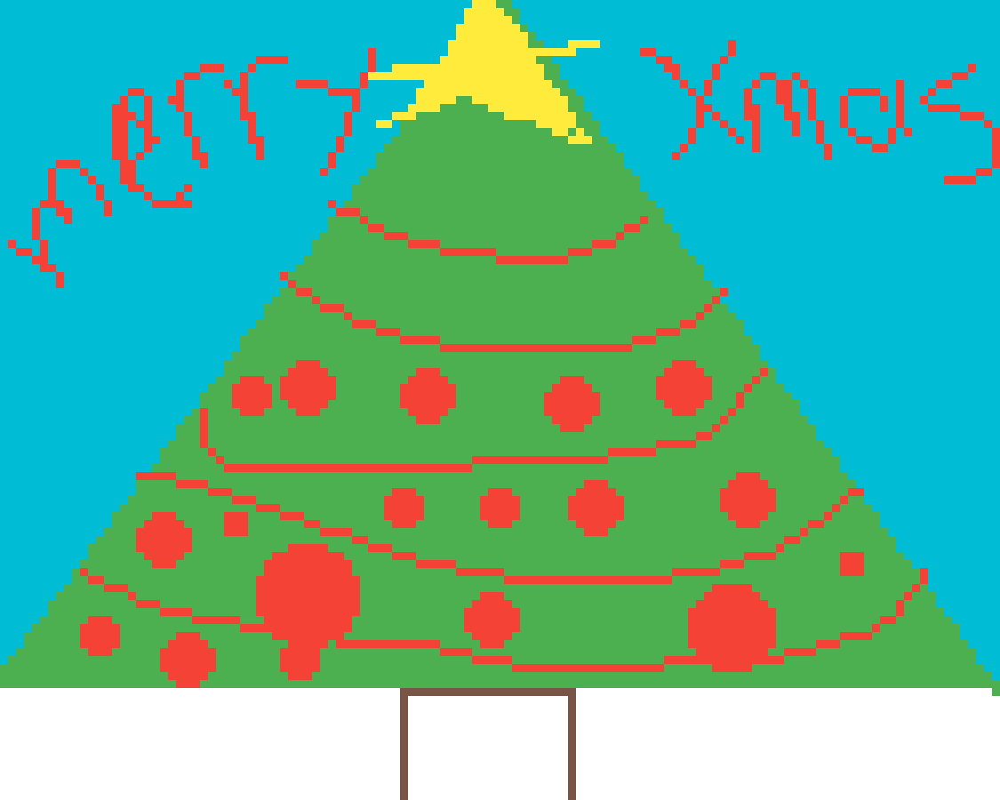 main-image-My 2nd Christmas tree  by JTG