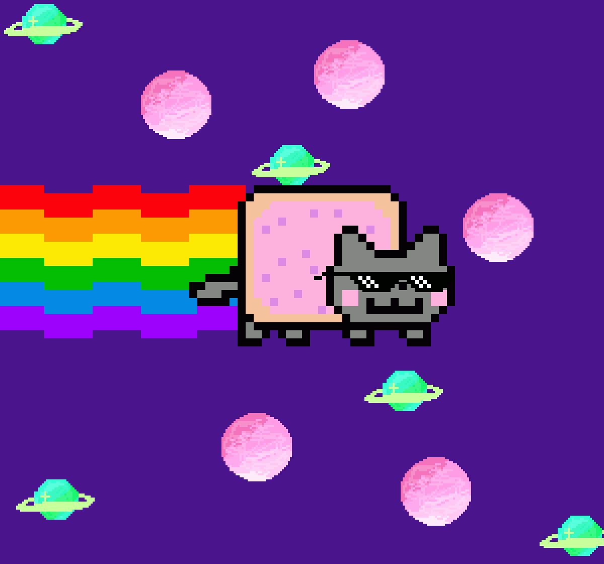 Cool Cat by ArtLoverIris