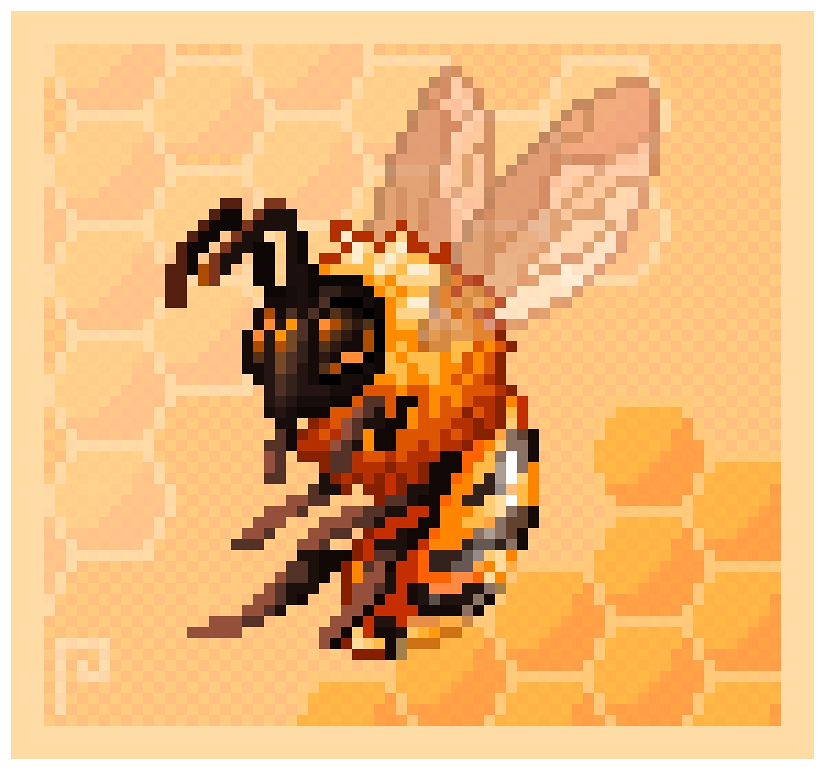main-image-Bee?  by Pixelatea