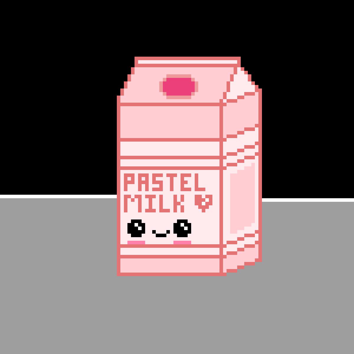 Pastel Milk