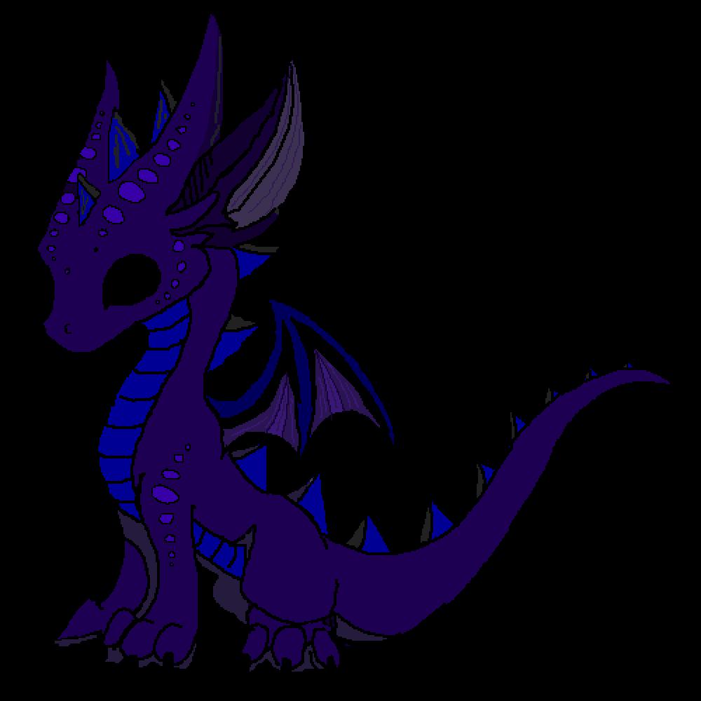 Dragon by NightshadeOTU