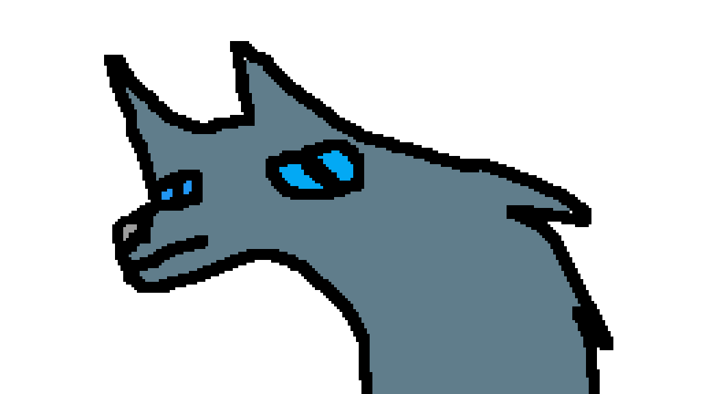 Derp Bluestar by Zombie-Dog