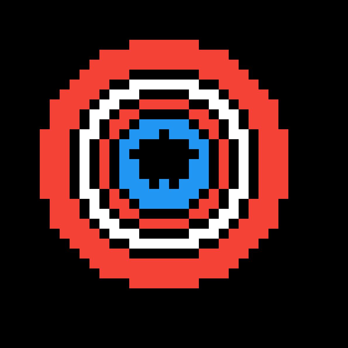 Captain America's Shield by Cruiser