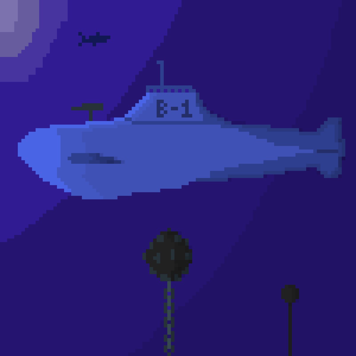 U-Boot by PixelNArt