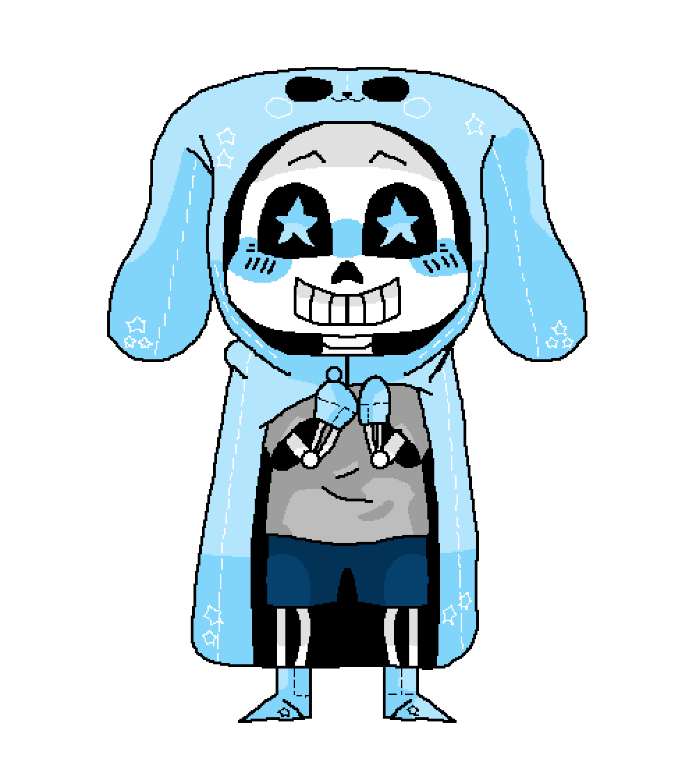 Blueberry(nickname to Underswap sans)