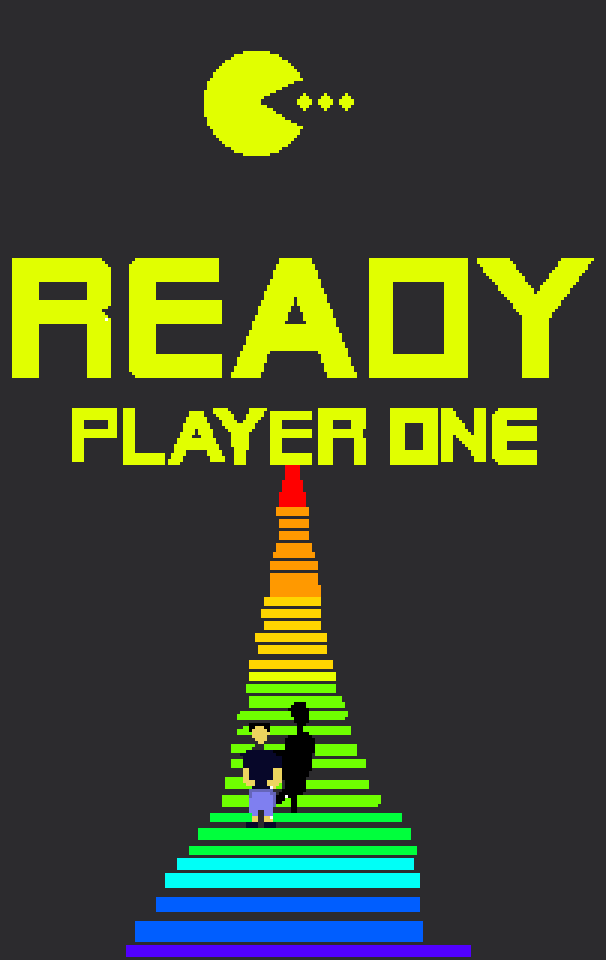 main-image-Ready player one poster  by TylerPatterson
