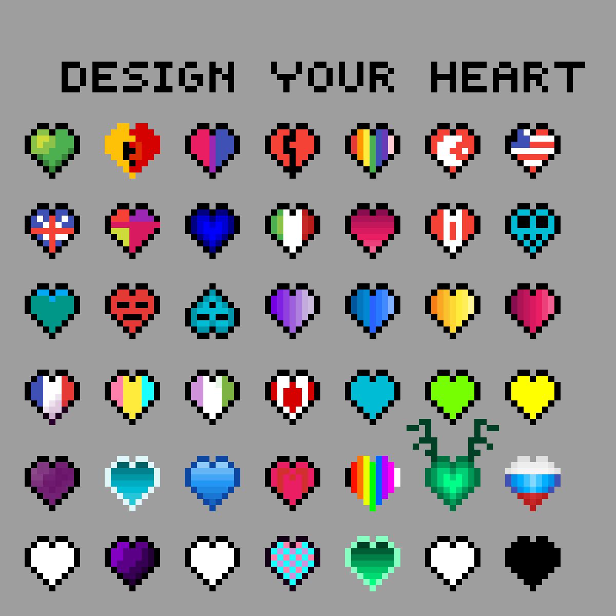 hearts by thurstycamel