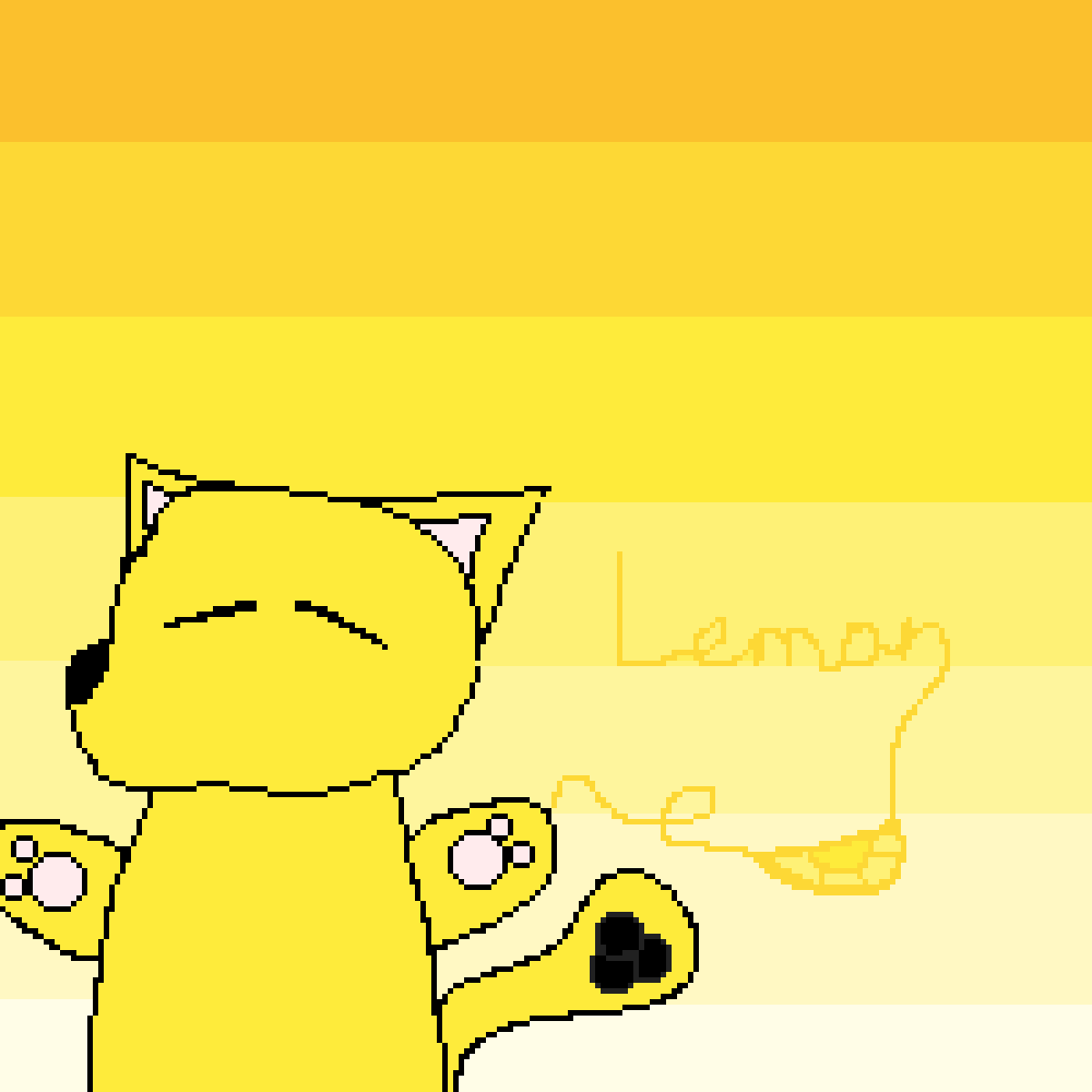 Lemon OC by Yueun207