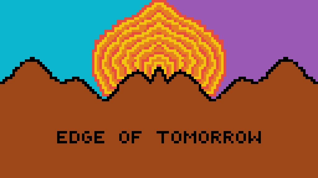 EDGE OF TOMORROW by WizeGuy7