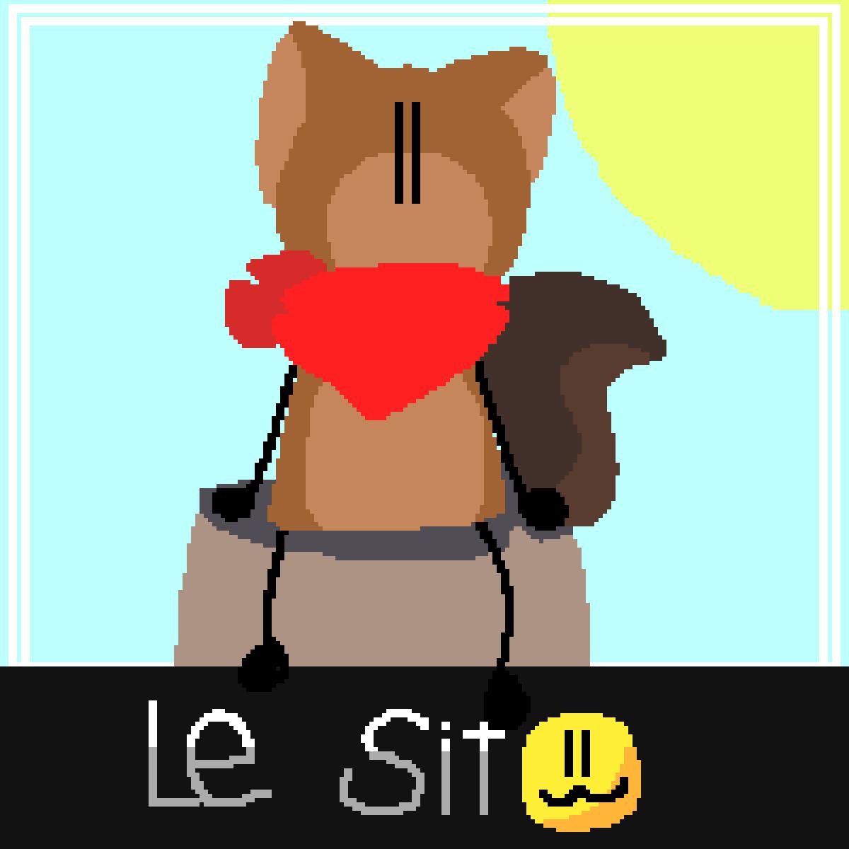 Le sit by Dont-hug-me