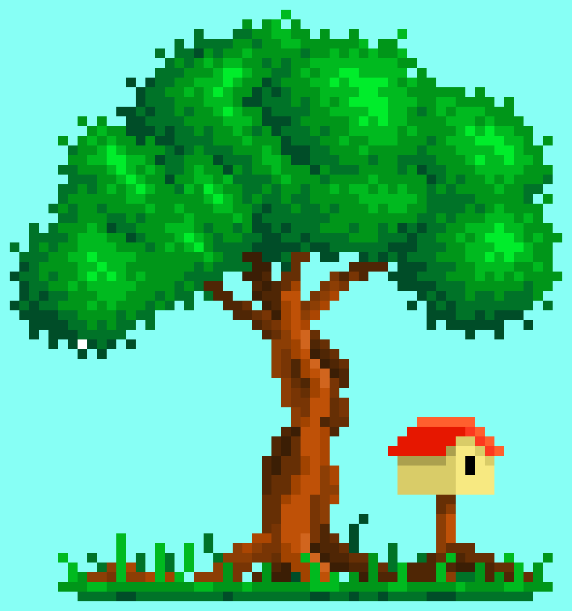 main-image-Tree #2  by realmoose