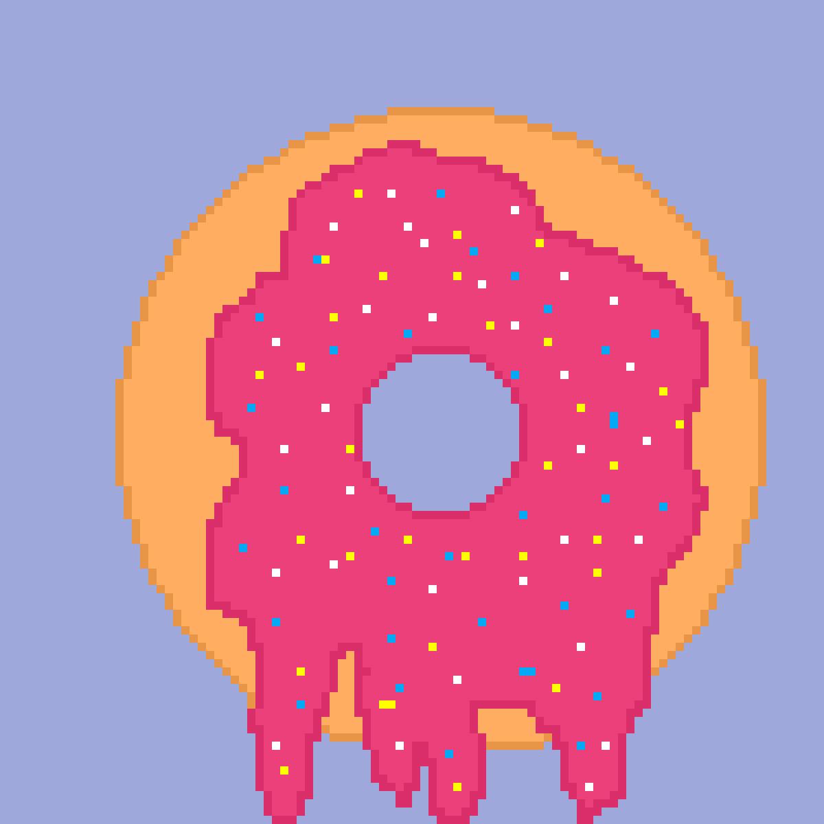 Doughnut by XxSweaterxX