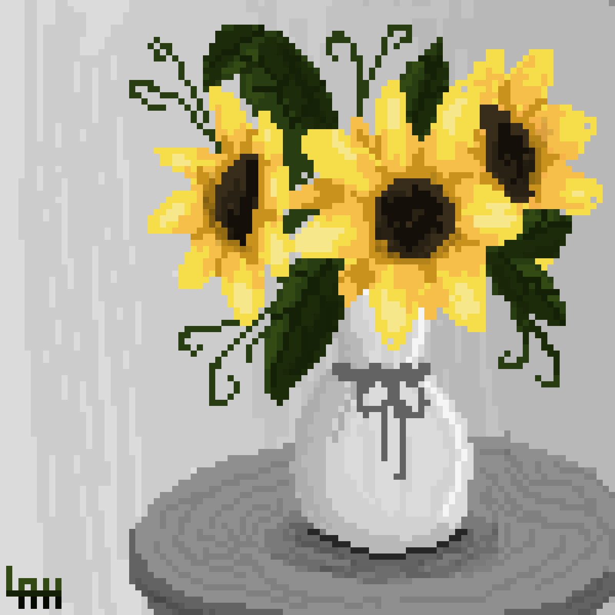 Sunflowers by Marshmallow16