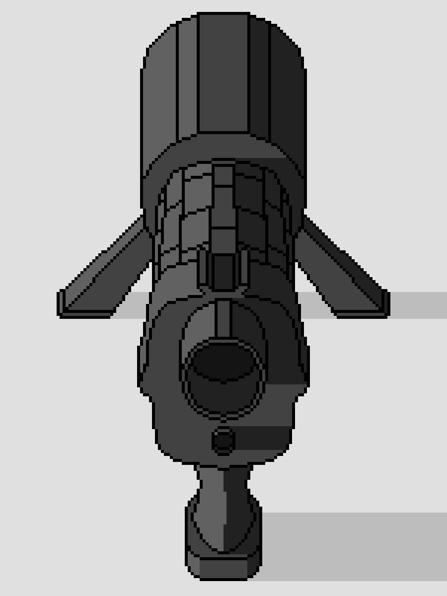 Gun by Booshblast