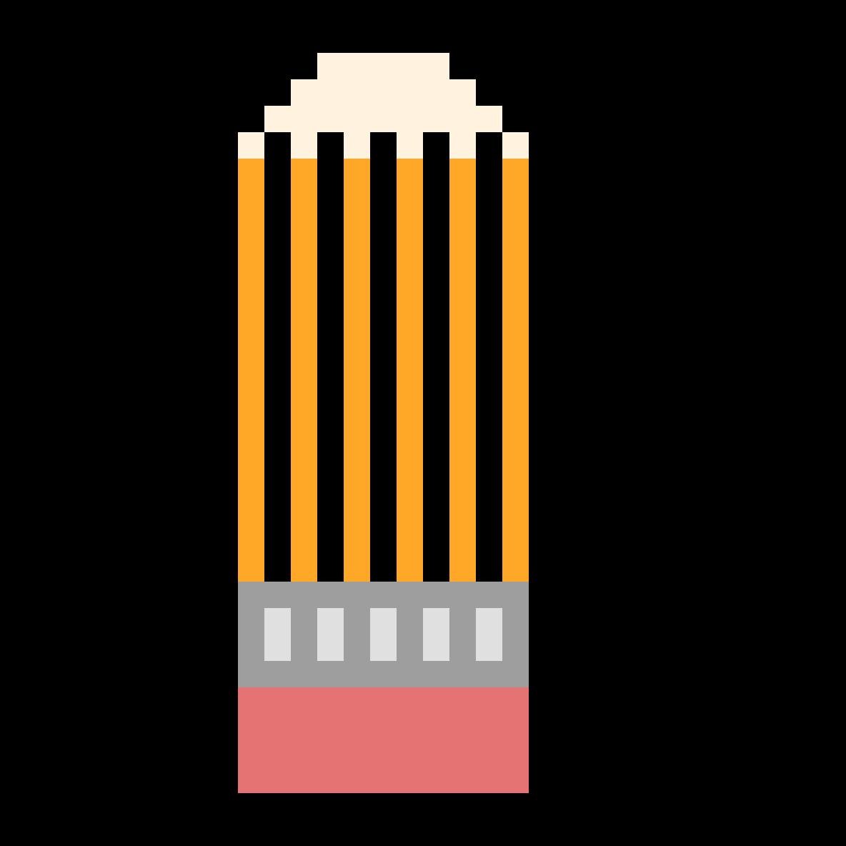 A Pencil by zelda-the-dyke