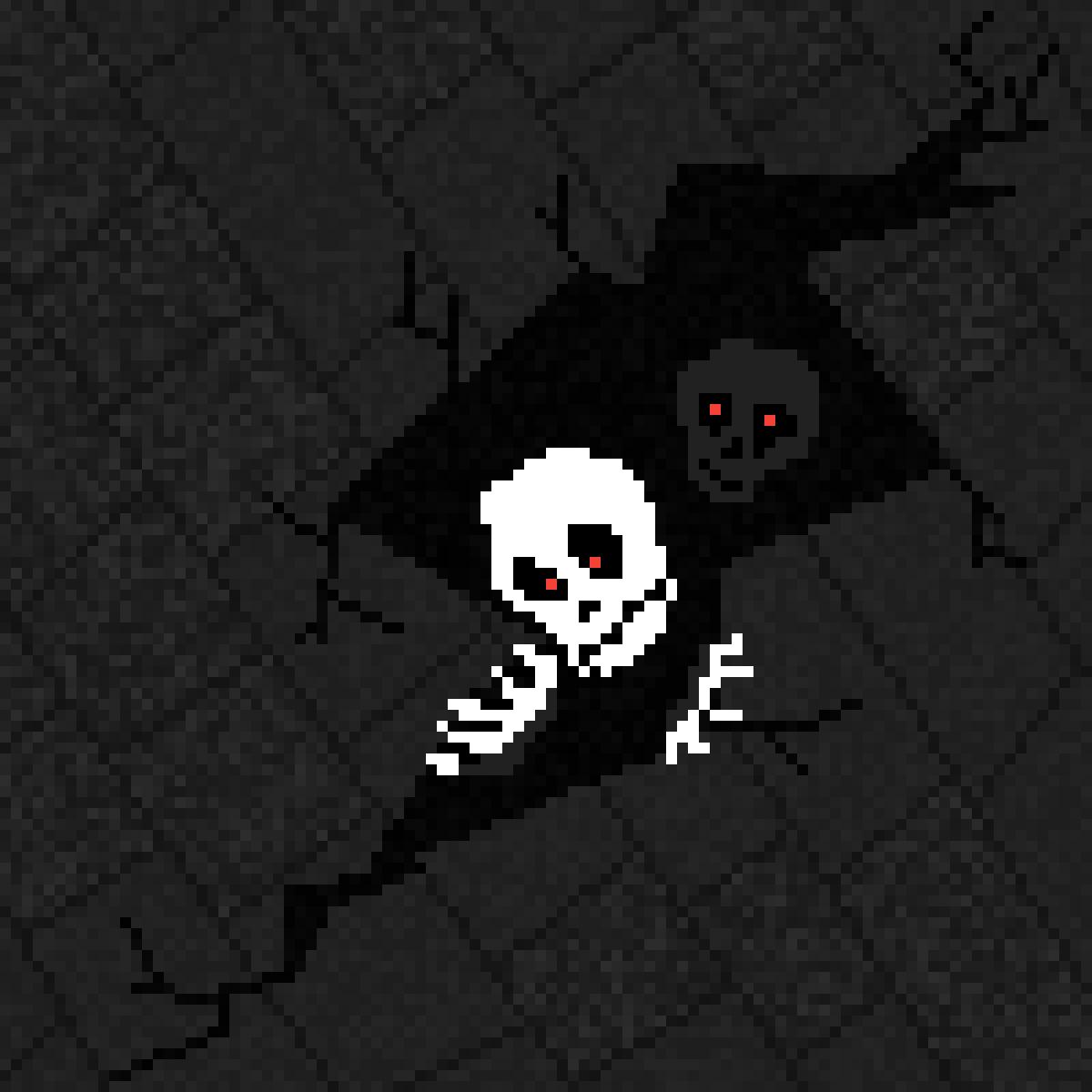 Skeletons by FlyingTk