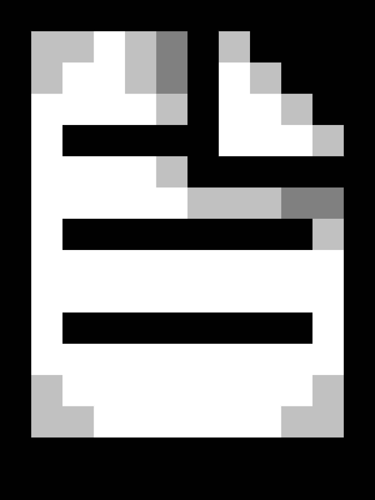 The Windows 95 file icon, redrawn