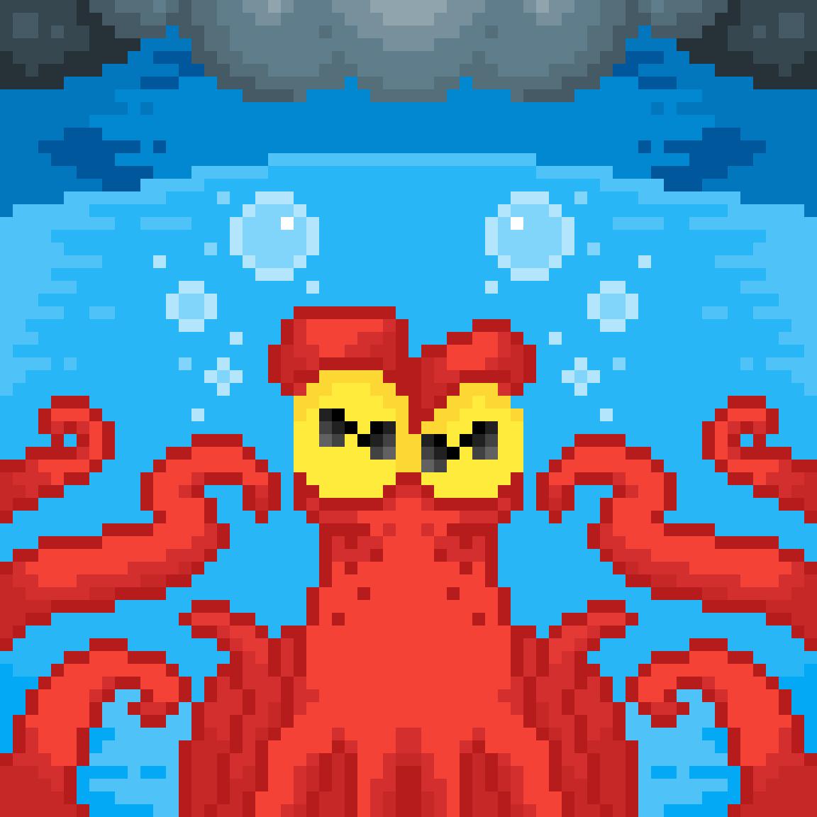 One Odd Cephalopod by Squidy-Boi