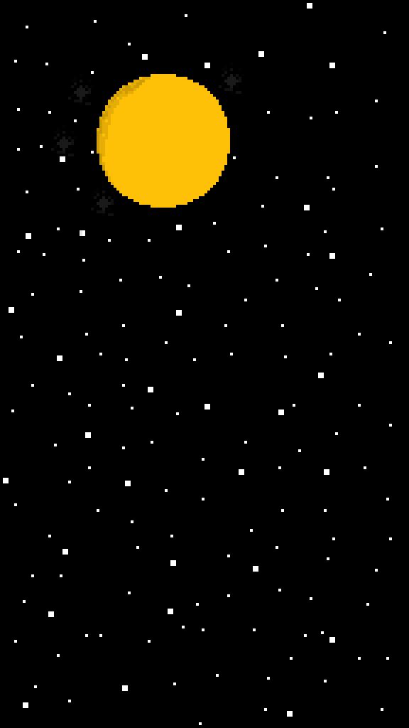 Beautiful night by TheAnimeNERD