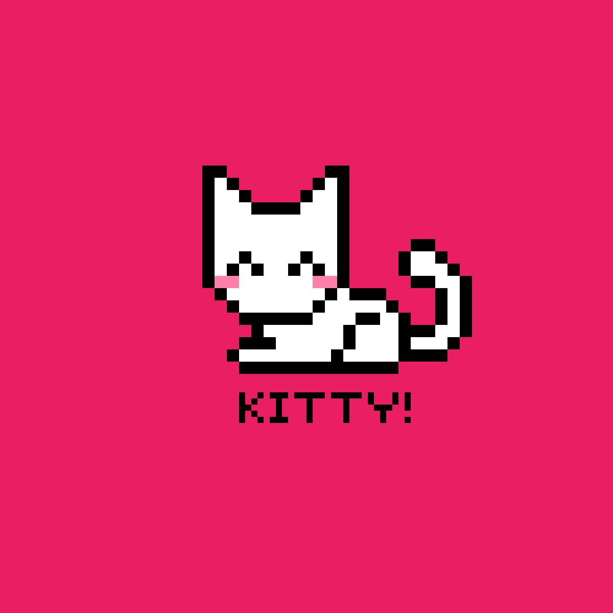Kitty! by iigooieii