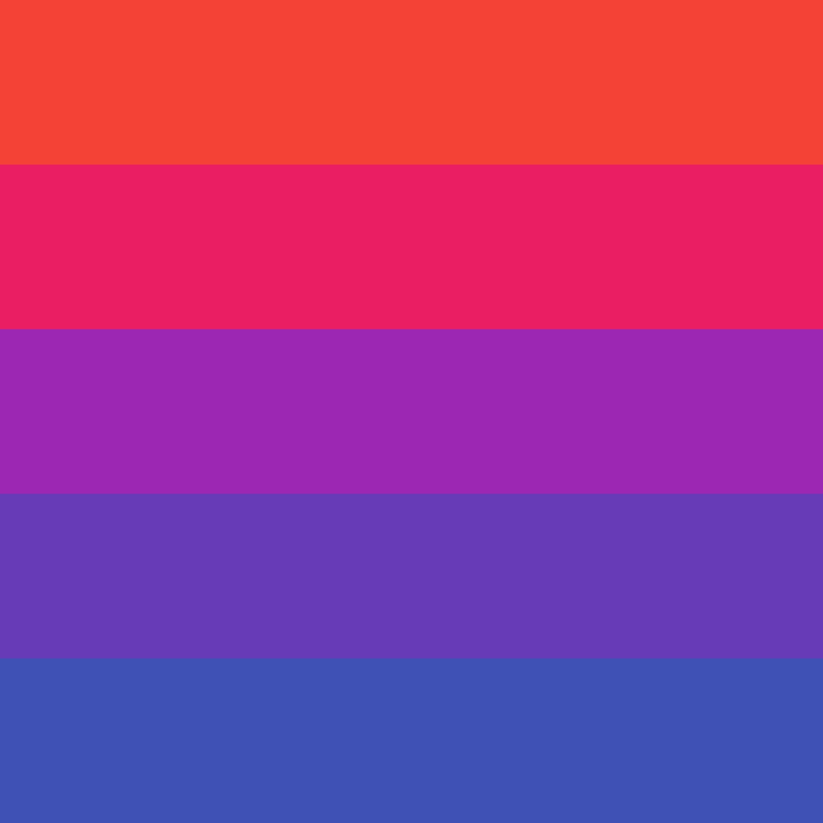 pixilart red purple blue color gradient by lemonpoppy0