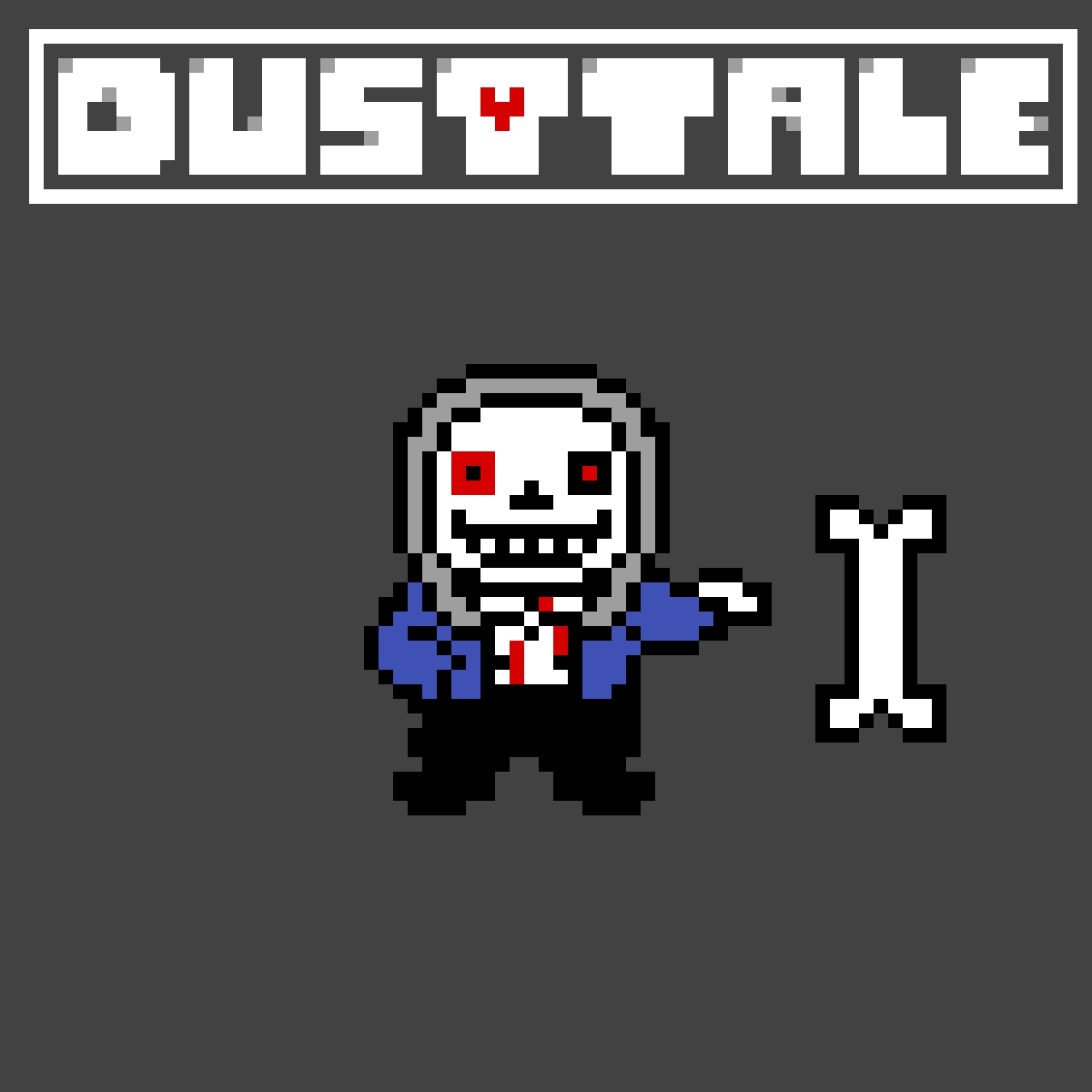 Dusttale Sans