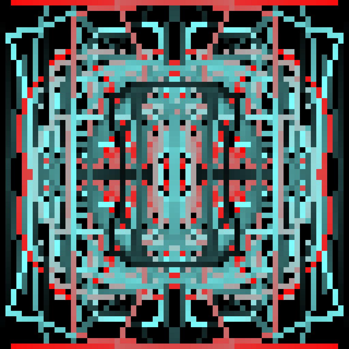 Interdenominational portal by Isaach