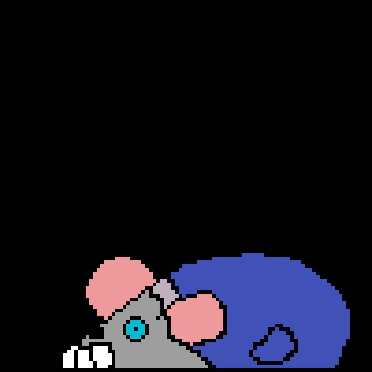 Sans Mouse by Smash4life