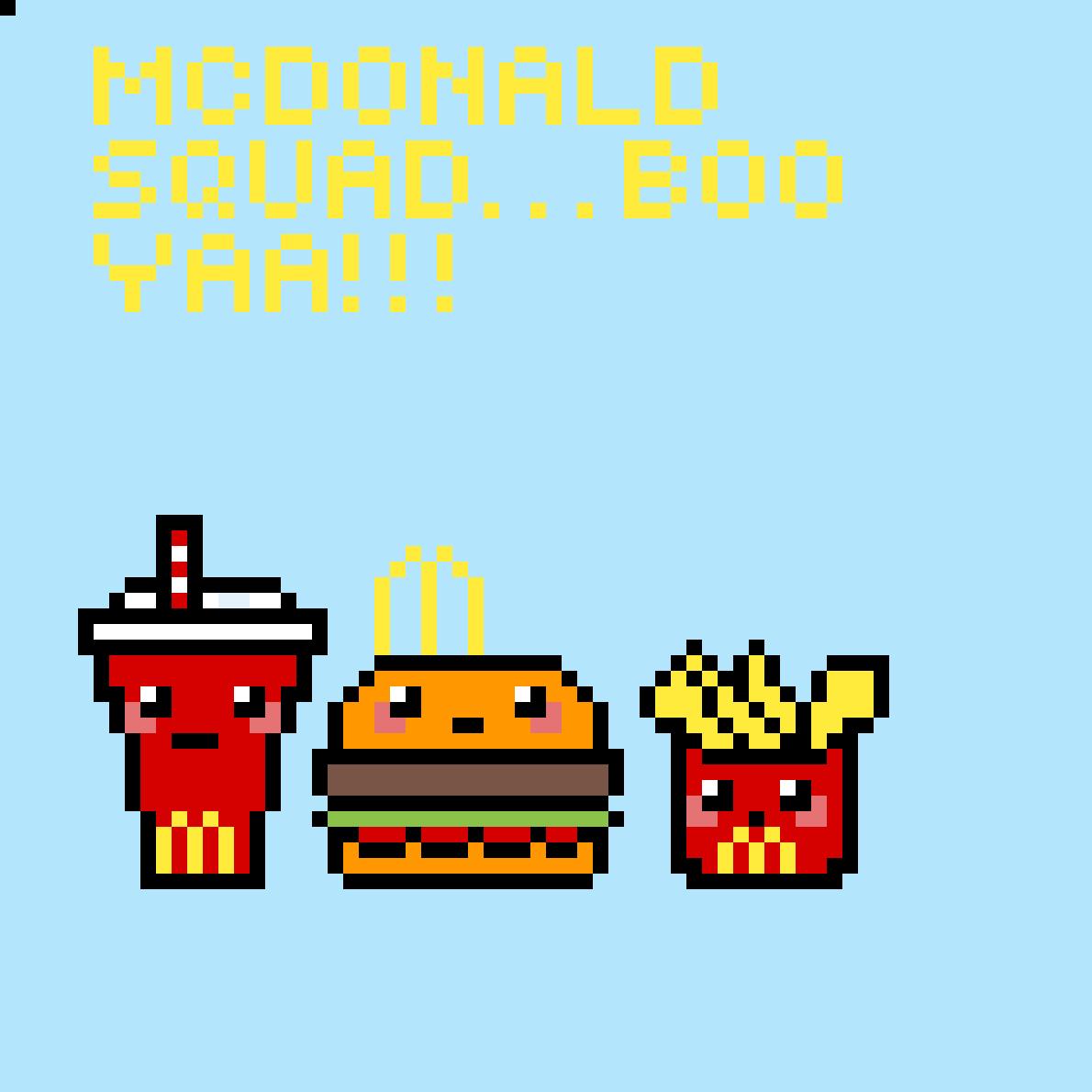 Mcdonald by HappyXDXD