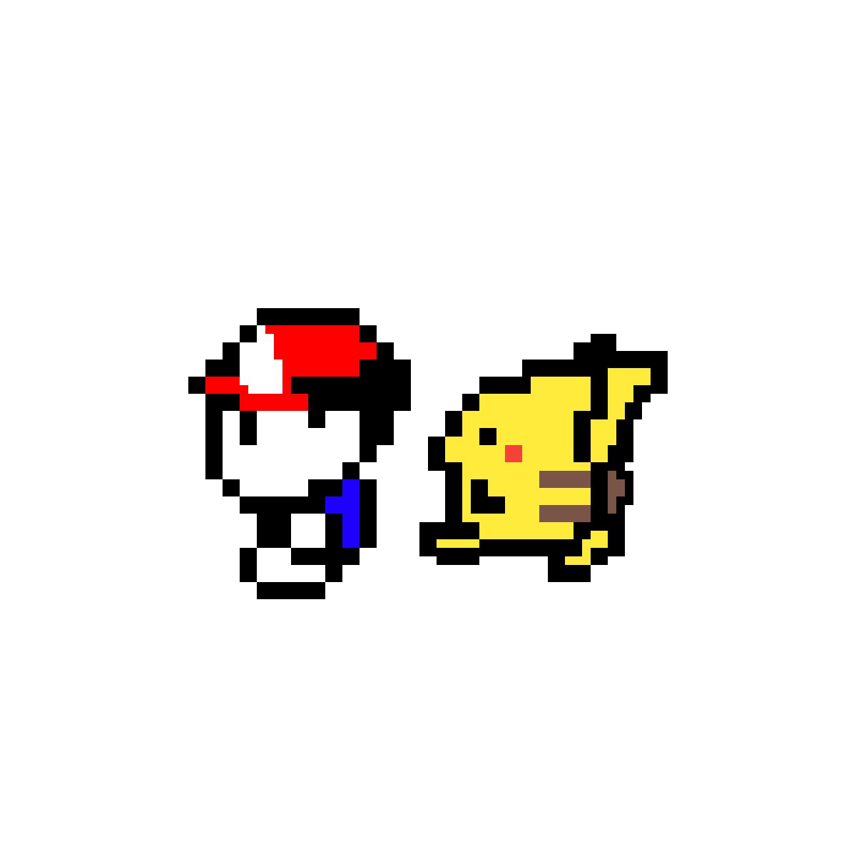 pokemon pikachu by gaiaruxpin20